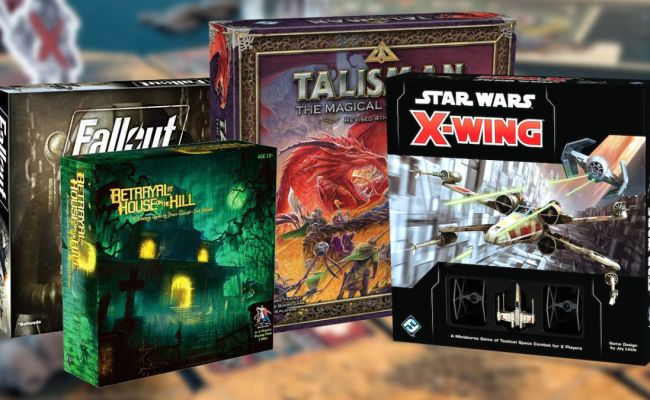 The Best Board Games In 2019 Pc Gamer