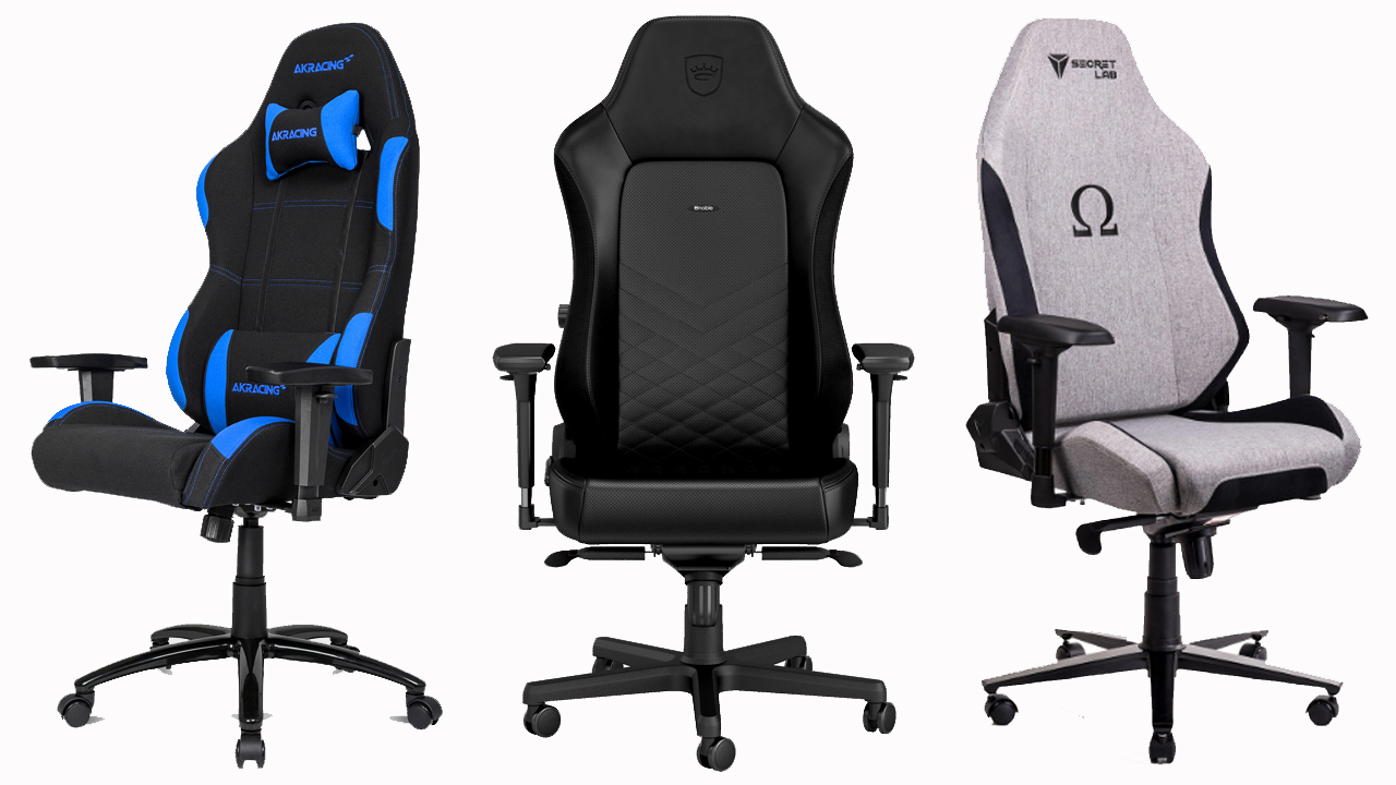 gaming chair best seat covers for table chairs the in 2019 gamesradar