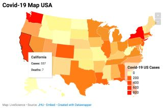 Coronavirus in the US: Map, case counts and news | Live Science