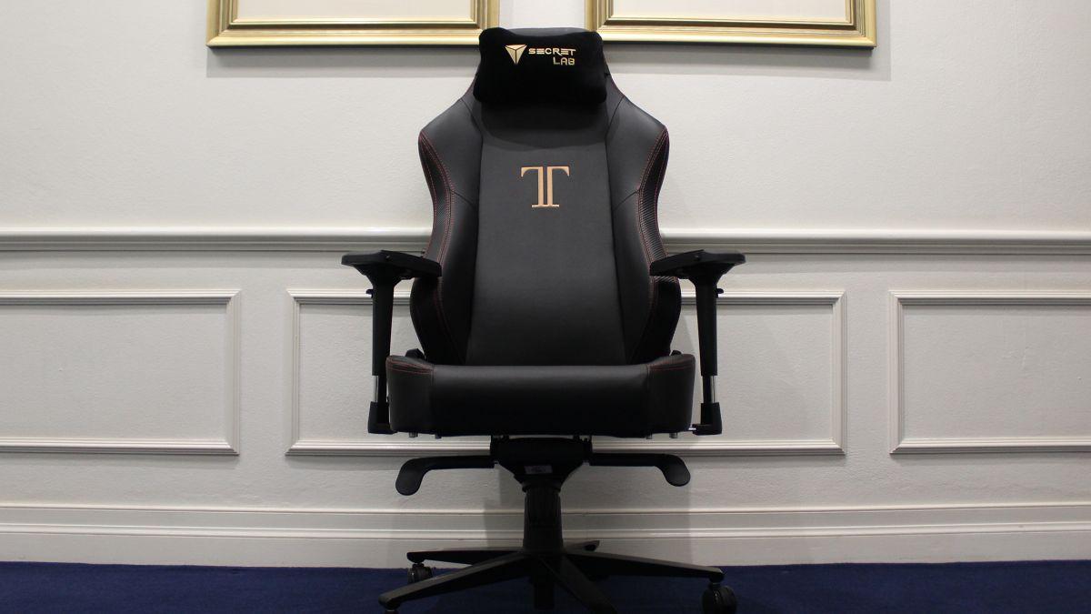 chair design brands minnie mouse high banner secretlab titan gaming | techradar