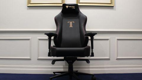 gaming chair review unique office mats secretlab titan techradar