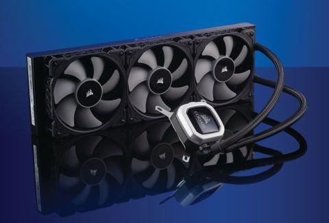 Corsair Hydro H150i Pro RGB 360mm review | PC Gamer