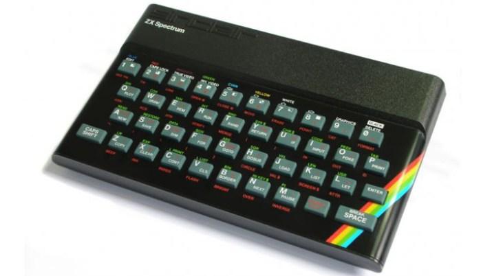 image of ZX spectrum