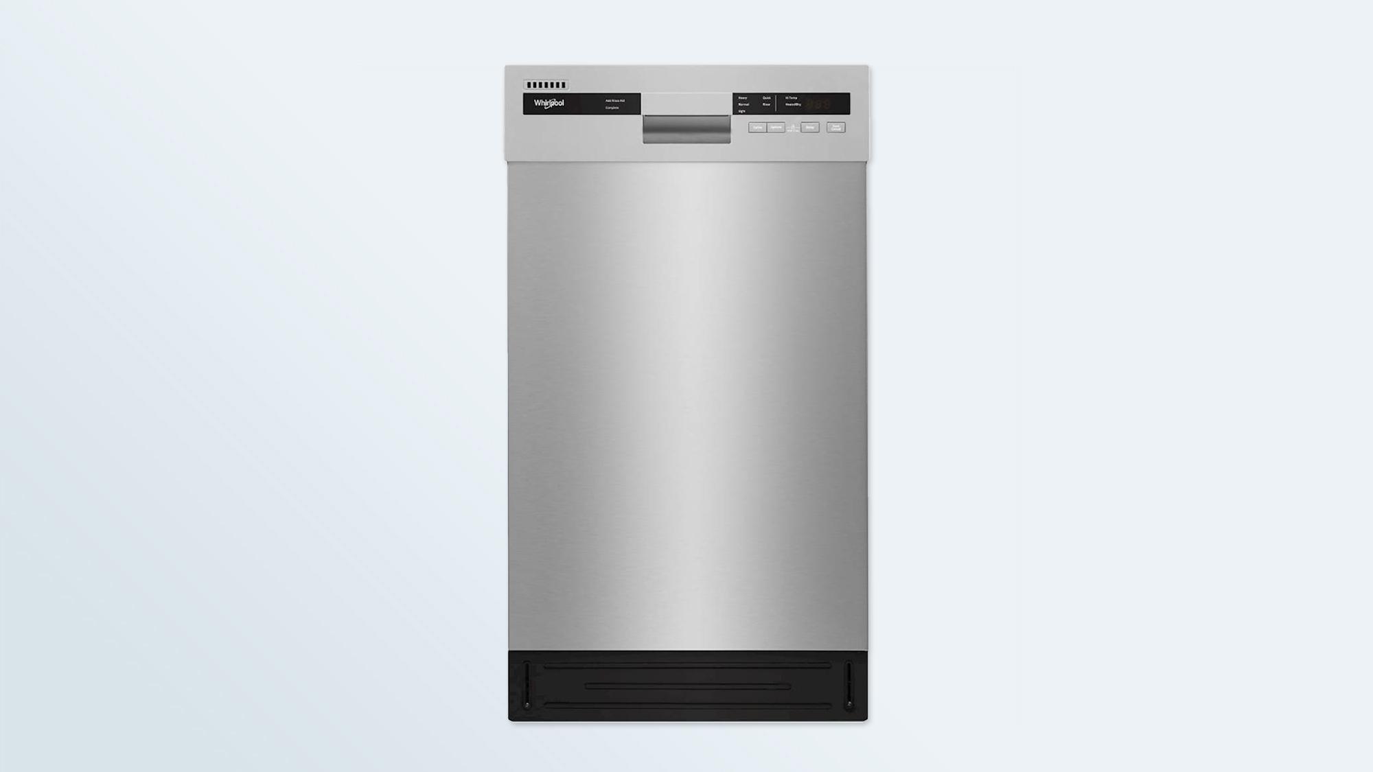 Best dishwashers: Whirlpool WDF518SAHM