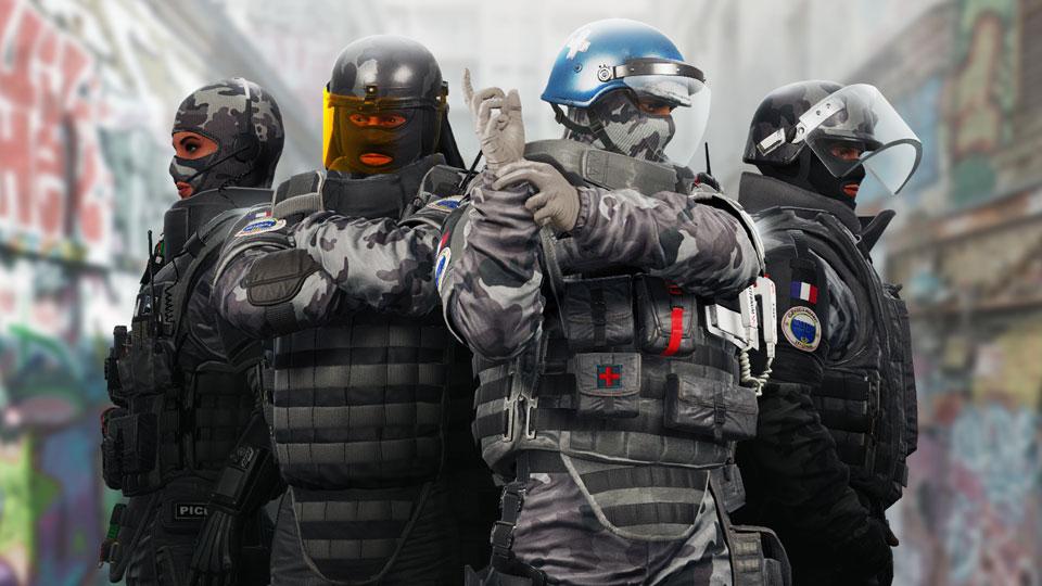 rainbow six siege best