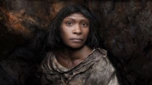 A prehistoric cannibal victim found in a death cave has been identified as a young girl