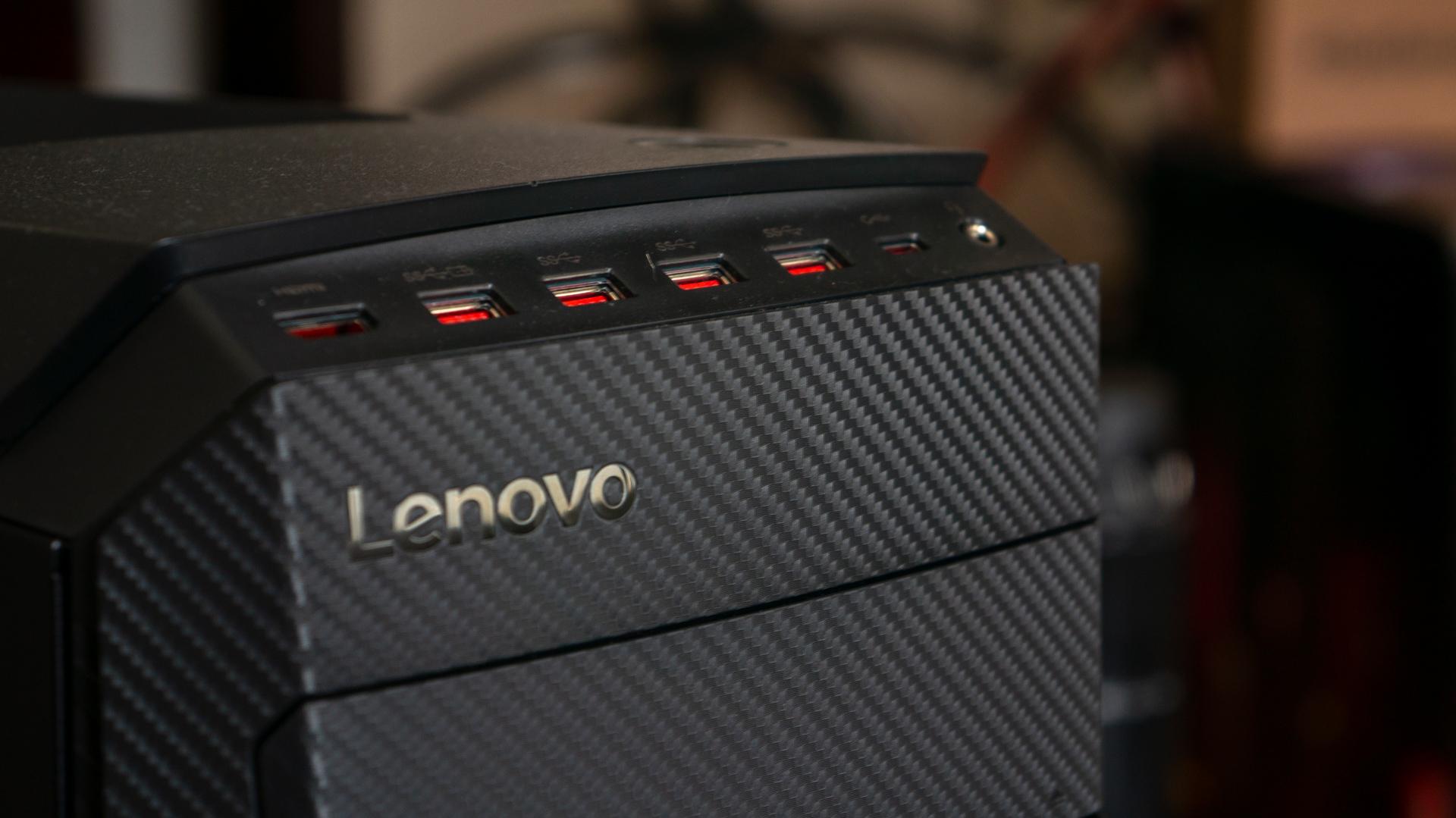 Lenovo Legion Y920 Tower review