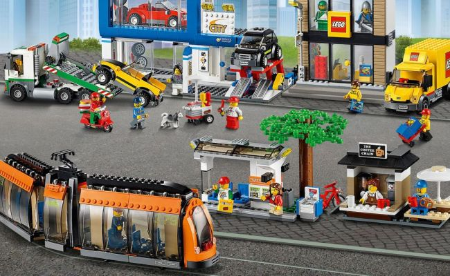 The Best Lego And Toy Deals This Cyber Monday Techradar