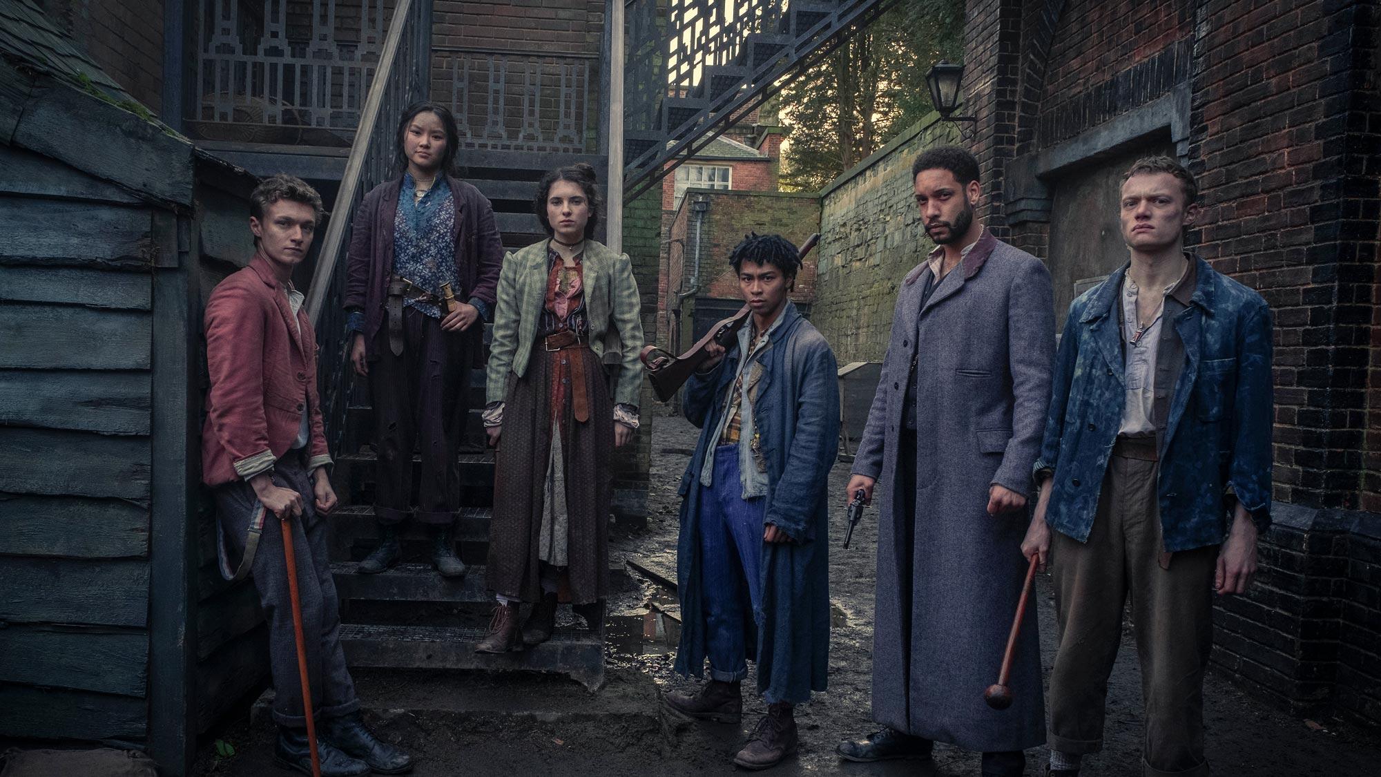 Canceled Netflix show: The Irregulars
