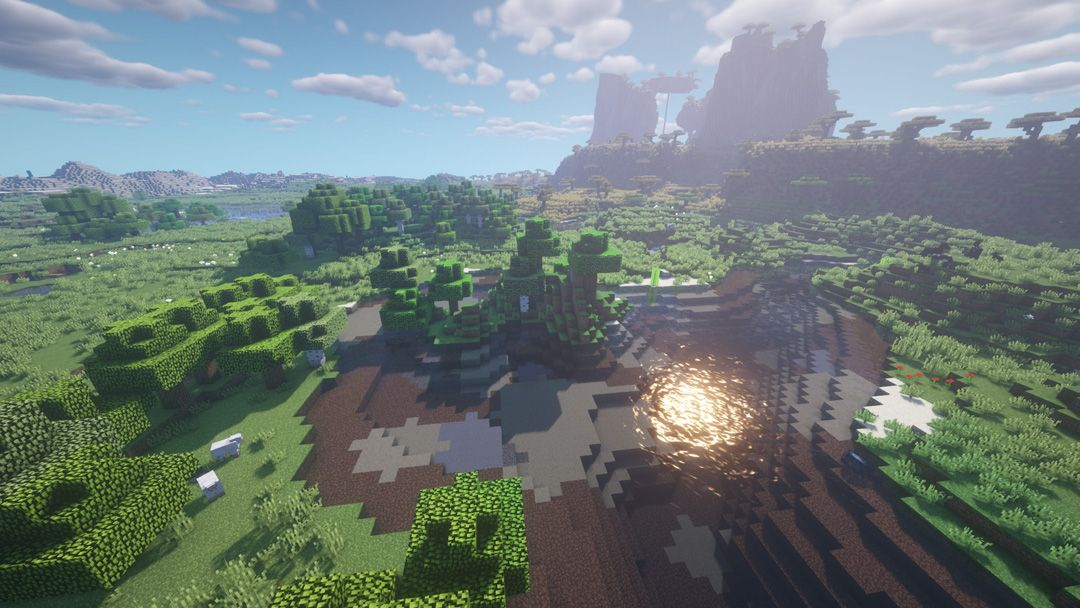 Realistic Minecraft Game