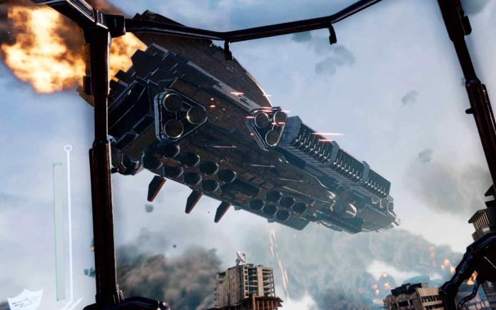 best VR games: Archangel: Hellfire