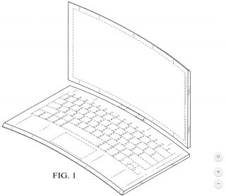Intel patent shows a hybrid 2-in-1 with a detachable