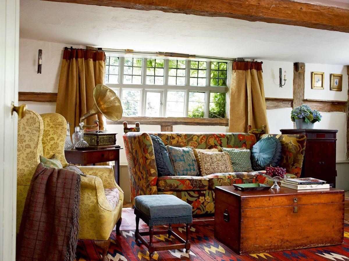 Conserving A Cotswold Cottage
