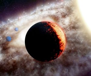 """A rocky """"super-Earth"""" planet has been spotted orbiting one of the world's oldest stars"""