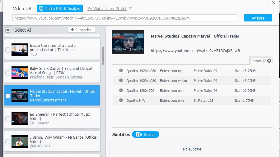 Try VideoProc: easily process and edit 4K videos from GoPro