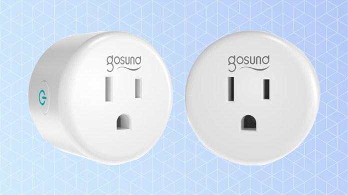 Gosund Smart Plug: best smart plugs