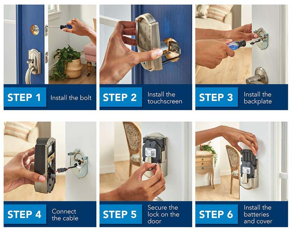 Schlage Encode Smart Wi-Fi Deadbolt Review