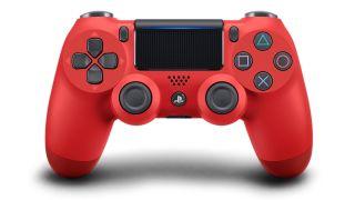 grab a ps4 controller