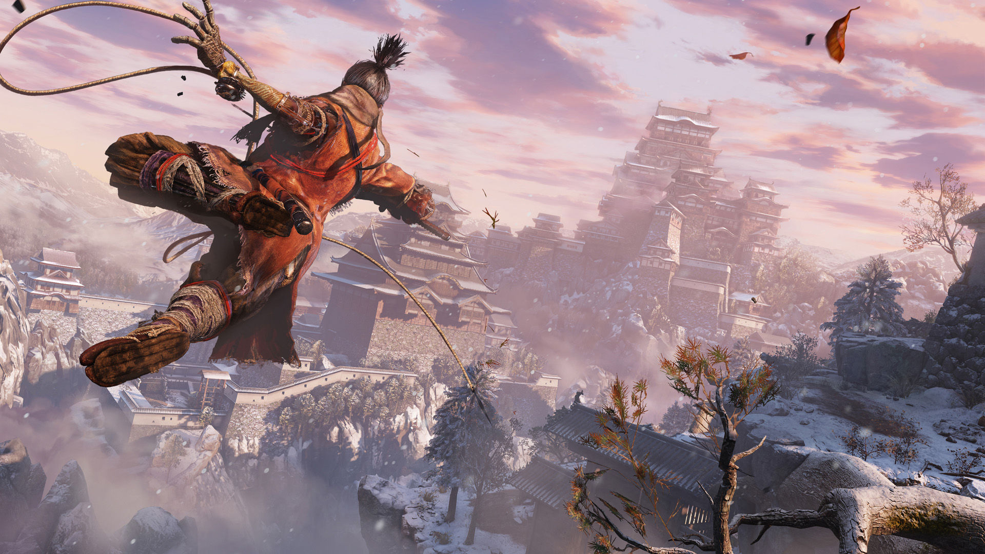 Sekiro: Shadows Die Twice is an awfully difficult game to master.