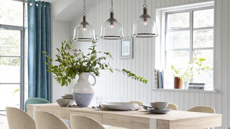 5 stylish dining room lighting ideas
