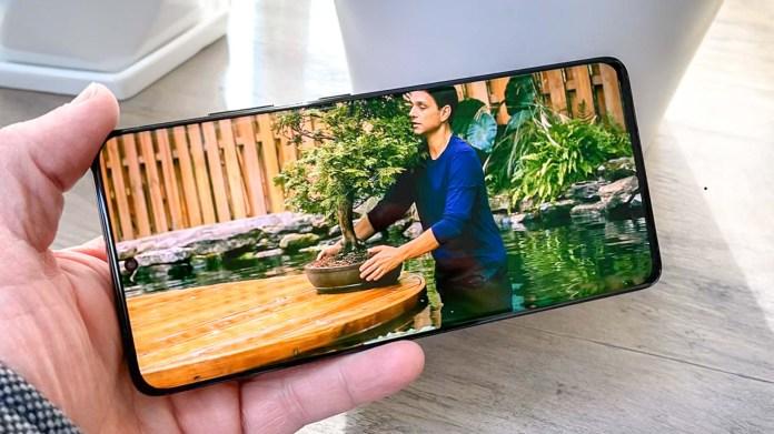 Best Samsung Phones: Samsung Galaxy S21 Ultra