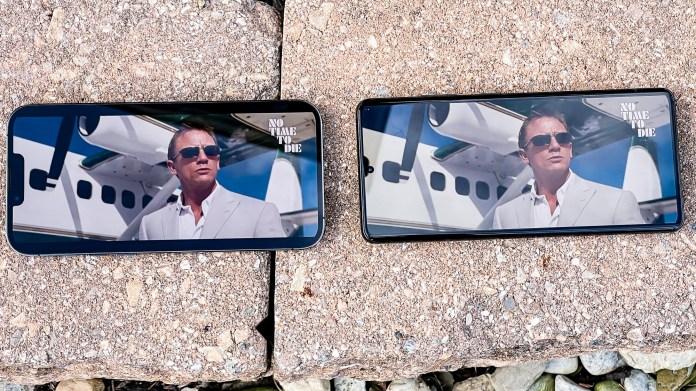 iPhone 13 Pro Max vs. Samsung Galaxy S21 Ultra