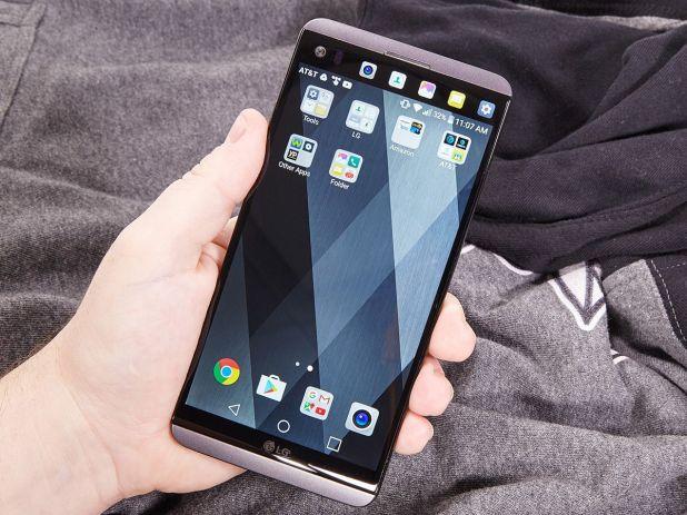 Best and worst LG phones: LG V20