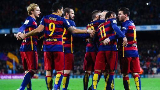 Barcelona v Granada: Champions eye top spot after feisty ...