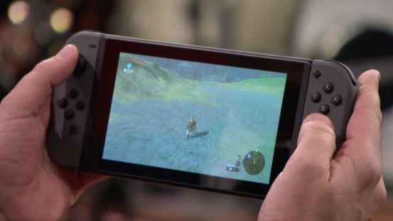 The Nintendo Switch reportedly gets Bluetooth audio support in the latest update