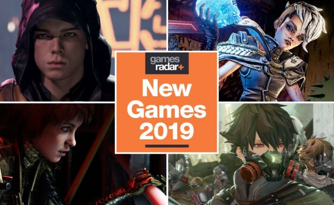 The Best New Games Of 2019 And Beyond Gamesradar