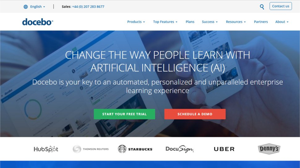 Docebo - The collaborative learning platform