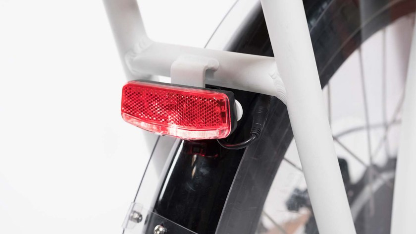 Rad Power Bikes RadWagon rear light