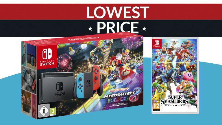 incredible nintendo switch deal