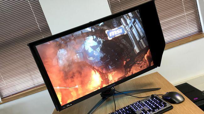 مراجعة اللابتوب الجديد Acer Predator XB3 XB273K 4