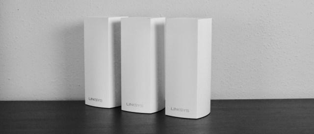 Linksys Velop Wi-Fi extender