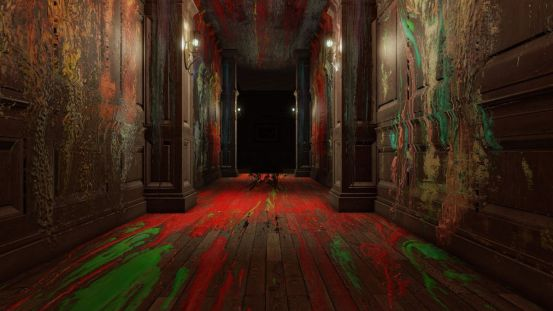 Layers of Fear is coming to PlayStation VR this month