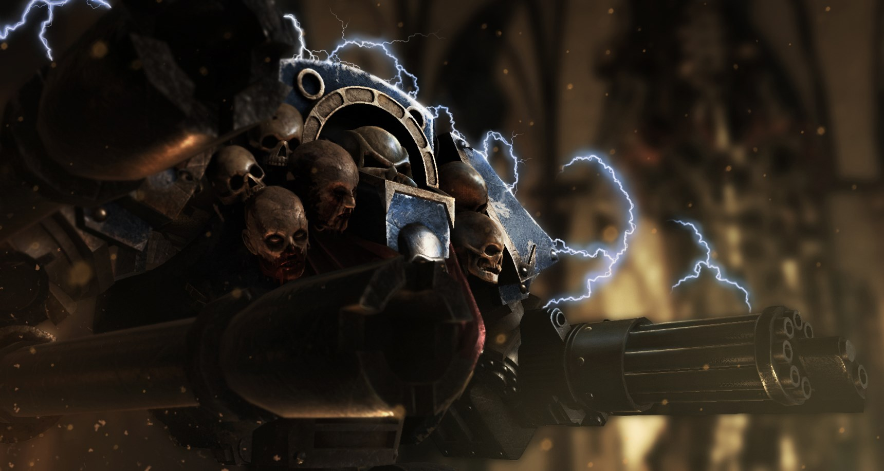 Warhammer 40000 Inquisitor Martyr Trailer Delivers