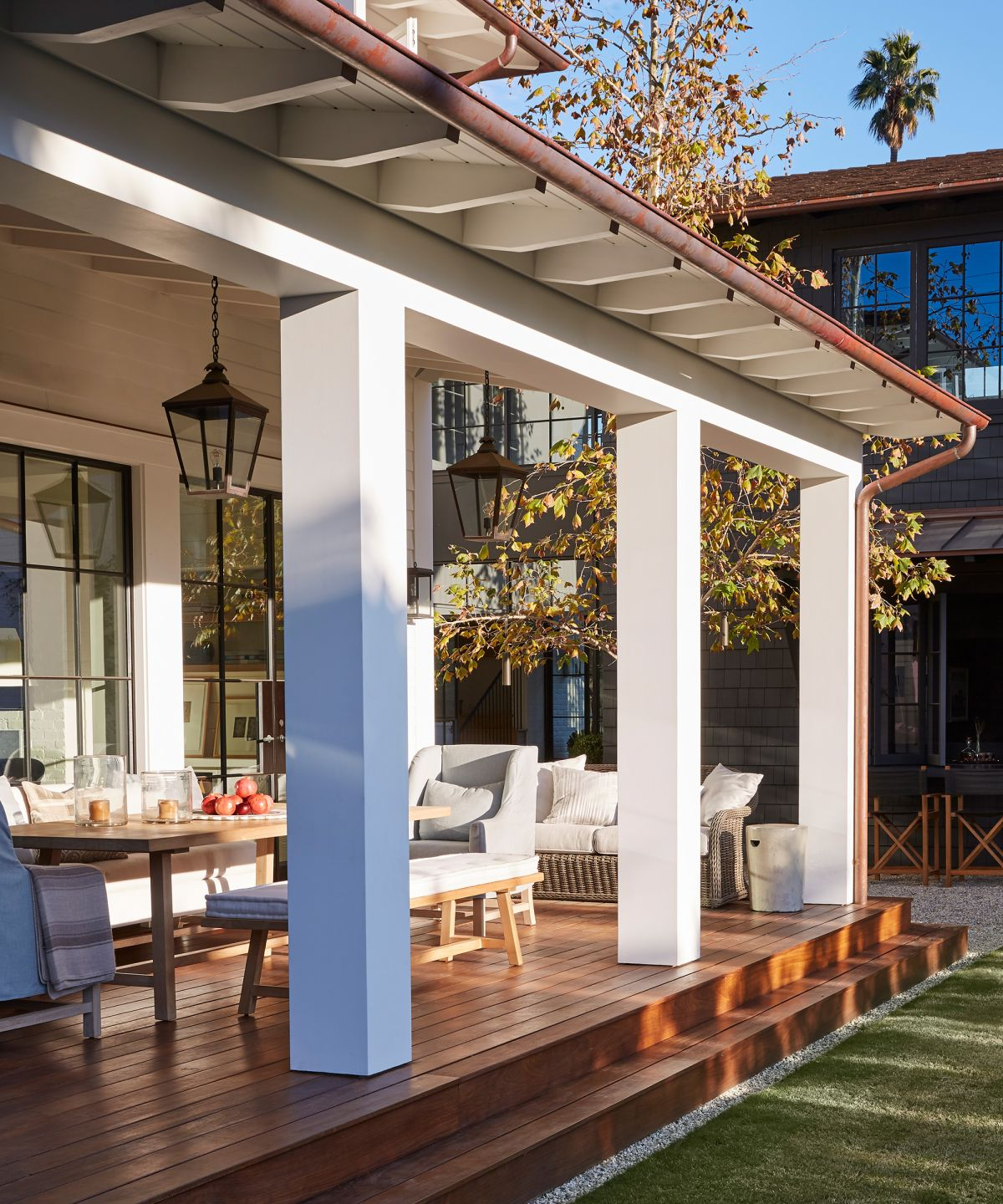 front house patio designs