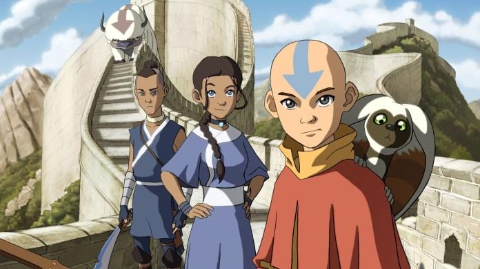 Best Netflix shows: Avatar the Last Airbender