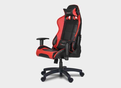gaming chair review folding web arozzi verona junior pc gamer