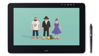 The Cintiq Pro range is aimed specifically at creatives