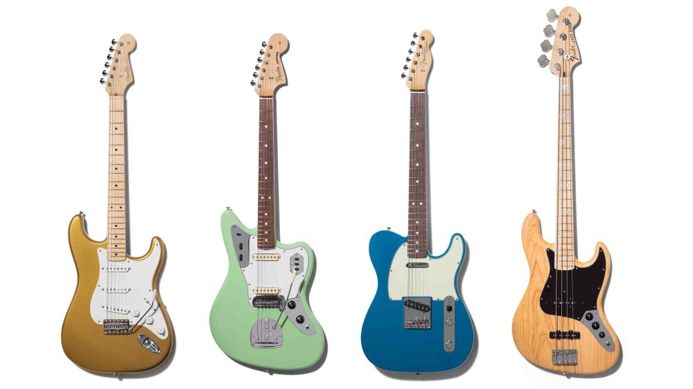 medium resolution of namm 2018 fender unveils american original series featuring 11 new 50s 60s and 70s inspired models musicradar