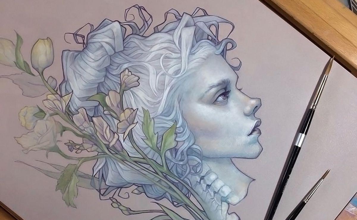 pencil drawing techniques pro