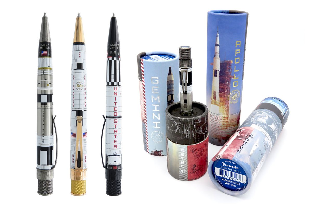 Nasa S Space Race Rockets Relaunched As Collectible