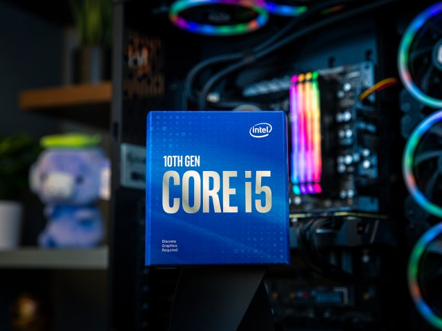 Intel Core i5-10400 Benchmarked: Comet Lake CPU Edges Out i5-9400F | Tom's  Hardware