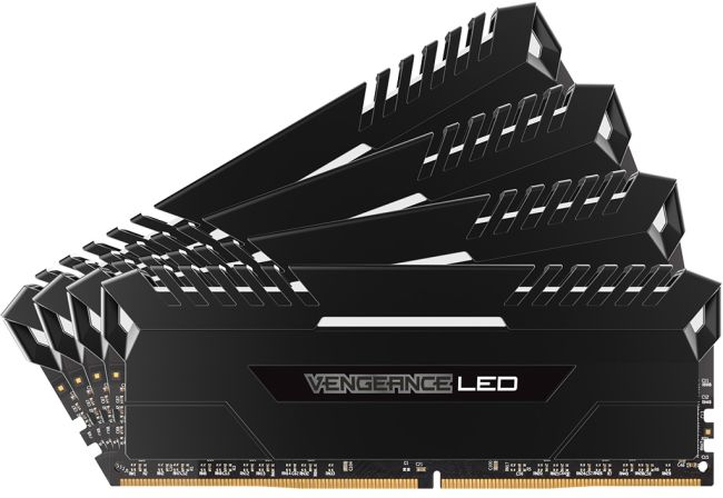 Corsair wants you to lighten up with its Vengeance LED DDR4 RAM ~ Computers and More | Reviews. Configurations and Troubleshooting