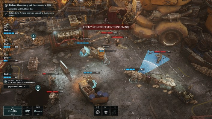 Gears Tactics has gone gold on PC ahead of April release