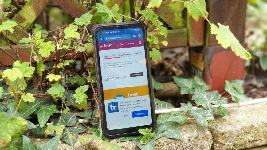 Doogee S97 Pro rugged smartphone review | TechRadar