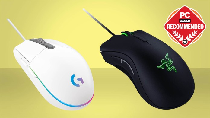 Best Gaming Mouse For 2021 Pc Gamer