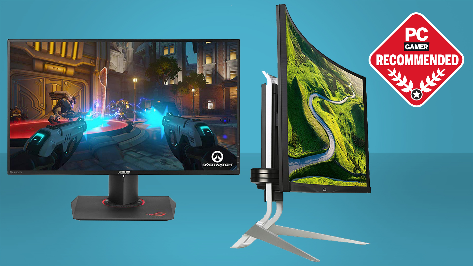 Best Gaming Monitors For 2020 Pc Gamer